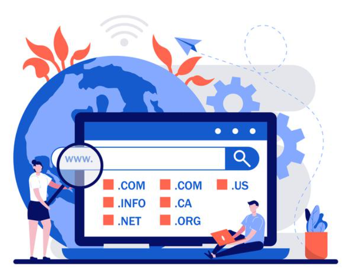 Checking for domain name availability